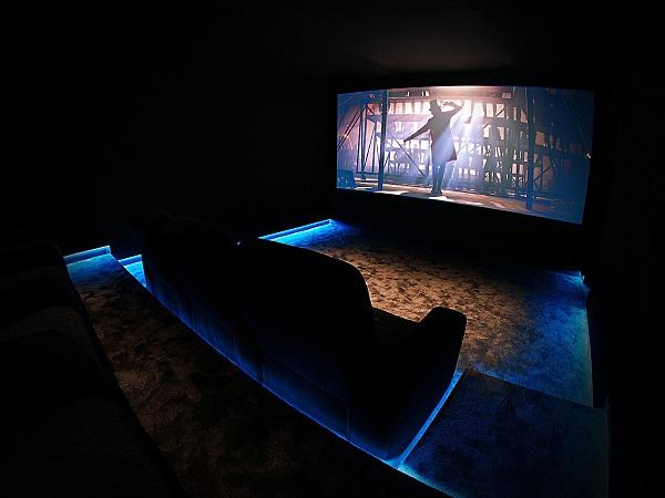 Invision's Home Cinema based at Innovation House, Bracknell