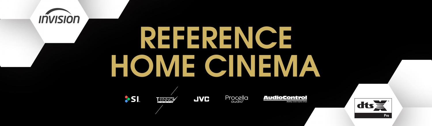 Reference Home Cinema Header2