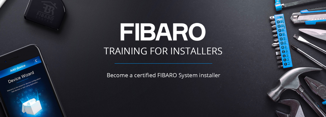 BANNER FIBARO Training