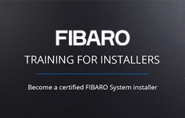 FIBARO Training Tile