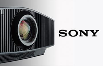 Sony Projector Feature